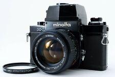 【EXC+++ w/ AE Finder 】 Minolta X-1 35mm Film w/ 50mm f/1.4 lens from JAPAN 1363