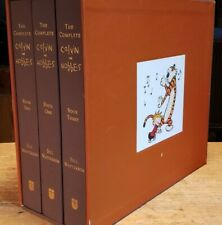 Complete Calvin and Hobbes Hardcover Set