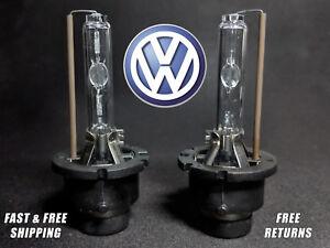 OE Stock HID Headlight Bulb For VW GTI 2006-2009 LOW BEAMS Set 2 R32