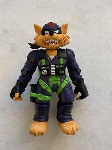 Vintage Remco SWAT KATS RAZOR 1994 Figure Hanna Barbera Jake Clawson