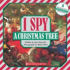 I Spy A Christmas Tree by Jean Marzollo