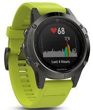 Articles de fitness tech jaunes Garmin montre