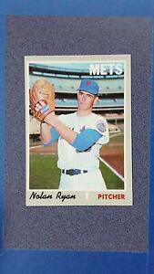 1970 Topps #712 NOLAN RYAN New York Mets NRMT ~JY11