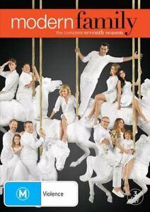 Modern Family - Season 7 DVD