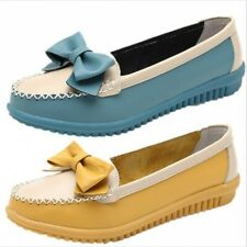 Womens Loafers Driving Comfort Moccasins Slip On Flat Casual Moccasin Shoes B