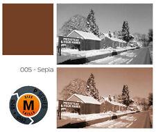 Sepia Square/Rectangular Camera Lens Filters