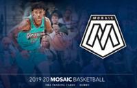 2019-20 Panini Mosaic Basketball Complete Base Set 1-200 Lebron Giannis Curry