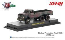 2018 M2 Auto Trucks SEMA Exclusive '70 Chevy C60 Custom Truck 1/600