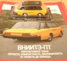 1:43 VNIITE-PT TAXI russian DeAgostini Magazin USSR UdSSR DDR URSS Russland