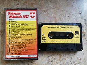 MC Kassette Schweizer Hitparade 1982