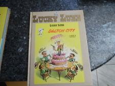 belle reedition lucky luke la collection dalton city