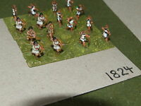 15mm classical / greek - Archers 16 Light Infantry - inf (1824)