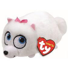 TY Beanie Babies 42190 Teeny TYS VITA SEGRETA DI ANIMALI DOMESTICI Gidget il cane