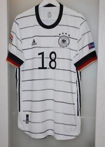 Match worn prepared shirt Germany national team Nations league Havertz Chelsea