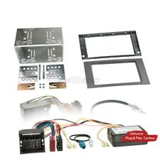Ford Galaxy 06-07 2-Din Car Radio Installation Set Canbus Adapter Cover