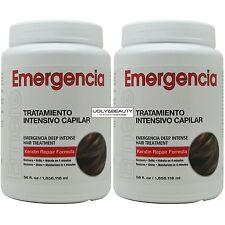 "Toque Magico Emergencia Deep Intensive Hair Treatment 56 Oz ""Pack of 2"""