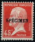 TIMBRE FRANCE Année 1925 Cours d'Instruction n°175-CI 1 NEUF* SUPERBE