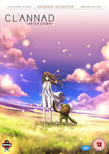 CLANNAD AFTER STORY - COMPLETE SERIES COLLECTION - DVD - REGION 2 UK
