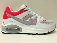 SCARPE SNEAKERS DONNA NIKE ORIGINALE AIR MAX COMMAND 397690 PELLE PE NUOVO