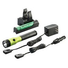 Streamlight Stinger Led Hl Rechargeable Flashlight With Piggyback Charger New