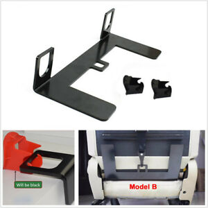 1x ISOFIX Interface Bracket +1Pair ISOFIX Guide Groove For Car Child Safety Seat