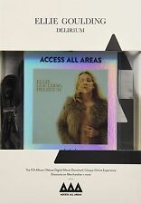 Ellie Goulding Delirium Access All Areas Deluxe Edition Audio CD Box Set New