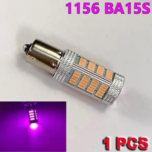 1156 BA15S 7506 3497 1141 P21W Super Bright Purple 92 LED Rear Signal Y1 GM YA