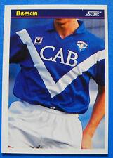 FIGURINA/CARD SCORE '93 - N. 55 - MAGLIA - BRESCIA - new