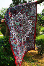 Urban Outfitters Tapisserie Wandbehang Stern Mandala Twin Indian Hippie Throw !!