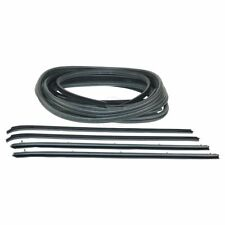 10 Piece Rubber Door Window Weatherstrip Seal Kit for 80-93 Dodge Truck D W 150