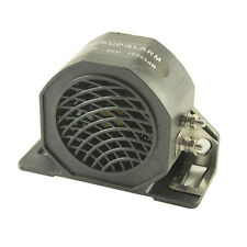 Black Back up Warning Alarm DC12 80V 15W 97db Beeper Reversing Horn Speaker