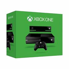 New XBOX ONE 500GB Console Kinect Bundle Sealed Retail Box 7UV-00077