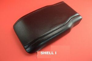 SHELL I 92-99 Mercedes Benz W140 Console Armrest  center  S420 S500 S600 BLACK