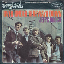 "Single 7"" The Yardbirds ""Over under sideways down/Jeff´s Boogie"""