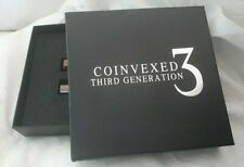 Magie Coinvexed Third Generation 3rd Mentalism illusion brown gimmick David Penn