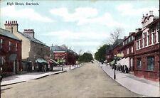 Starbeck near Harrogate & Knaresborough. High Street.