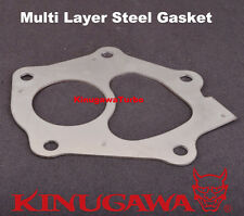 Turbo Turbine Outlet Gasket 4B11T For Mitsubishi Lancer EVO X 10 / Multi-Layer