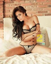 """Larissa Riquelme Paraguayan Model und Schauspielerin 8""""x 10"""" SEXY Farbfoto Reprint"""