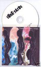TUNE-YARDS Real Live Flesh UK 2-trk promo test press CD 4AD + press release