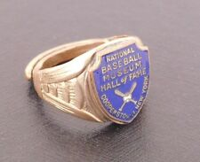 1940's National Baseball Hall of Fame Cooperstown New York Souvenir Ring