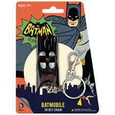 Batmobile Bendable Keychain