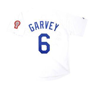 Steve Garvey 1981 Los Angeles Dodgers Home White Jersey Men's (M-2XL)