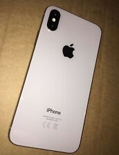 Apple MQAD2B/A iPhone X 64GB Unlocked Smartphone  Rear Camera Not Working