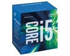 Intel i5 7400 BOX CPU, Prozessor, Quad Core, mit Lüfter, Kaby Lake LGA 1151