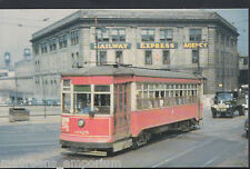 Tram Postcard - Chicago Transit Authority - Car No.2025, Brill, Elston Ave F153