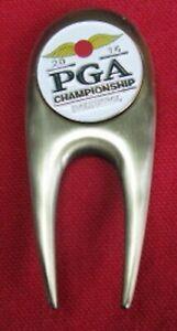 PGA Championship 2016 Baltusrol Divot Tool & Ball Marker