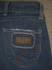 CITIZENS OF HUMANITY The Rose #099 Low Waist Boot Stretch Jeans Women Sz 28 x 31