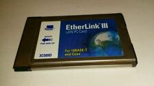 3Com ETHERLINK III LAN PC Card for 10BASE-T and Coax 16-0037-000 - Free Shipping