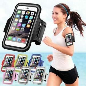 Sports Arm Bag Mobile Phone Holder Bag Running Gym Armband Exercise Fit All
