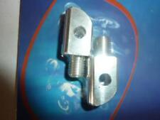 Perno per poggiapiedi moto Peugeot 50 XR6 08XR601 supporto alluminio piatto